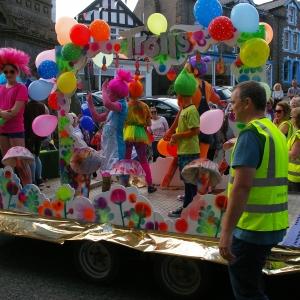 Knighton Carnival 2017