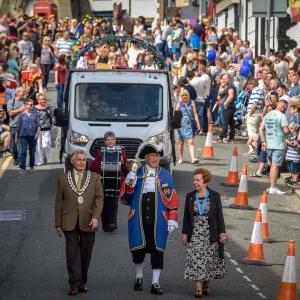 Knighton Carnival